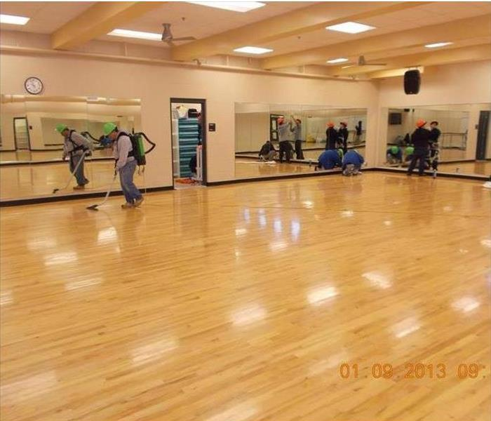 Commercial Water Loss - West Linn, OR After