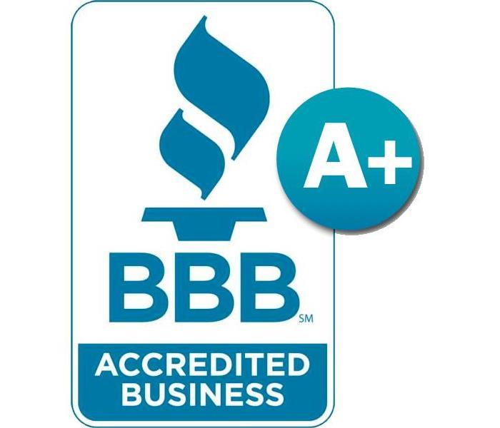 General SERVPRO of North Anchorage Earns BBB Accreditation and an A+ Rating!