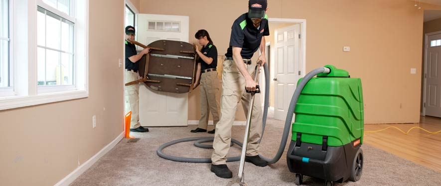 Anchorage, AK residential restoration cleaning